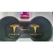 테슬라 모델 3 컵홀더 플레이트
